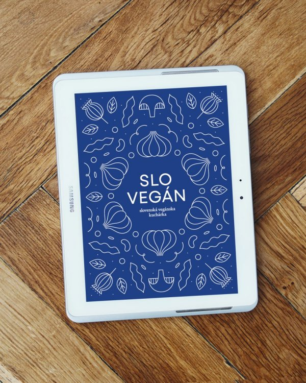 Slovegán eBook